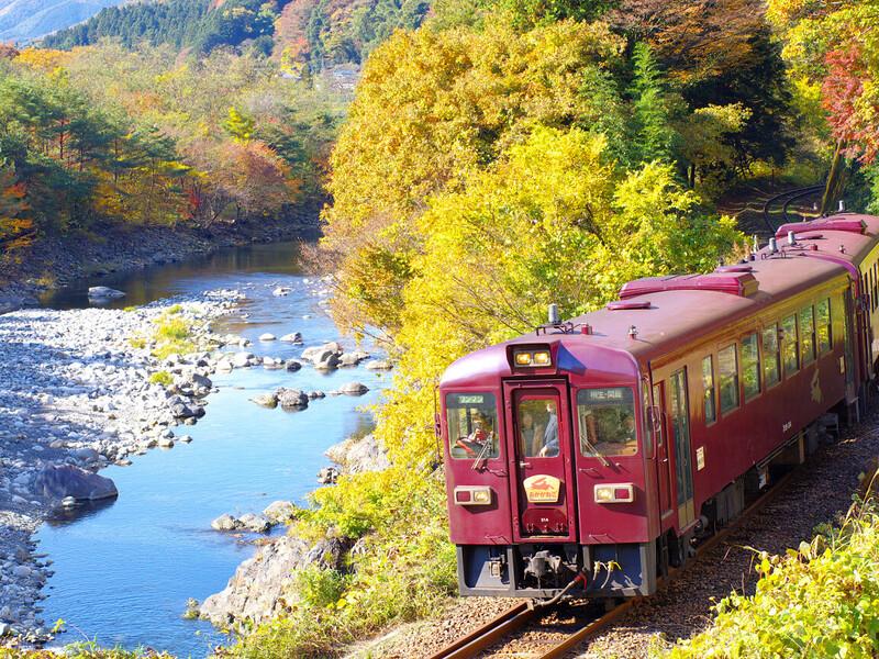 わたらせ渓谷鐵道/イメージ