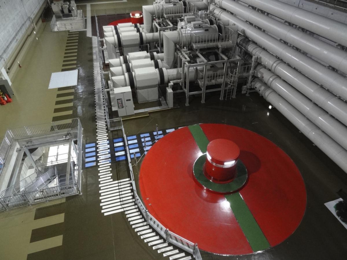 神流川水力発電所/イメージ