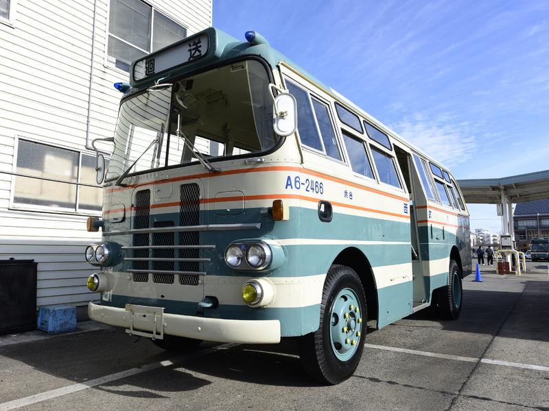 三角バス/イメージ